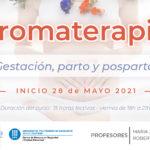 Aromaterapia: gestación, parto y posparto.